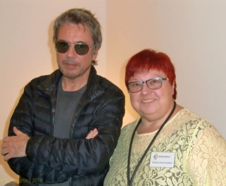 J.-M. Jarre & Sylvia Sommerfeld